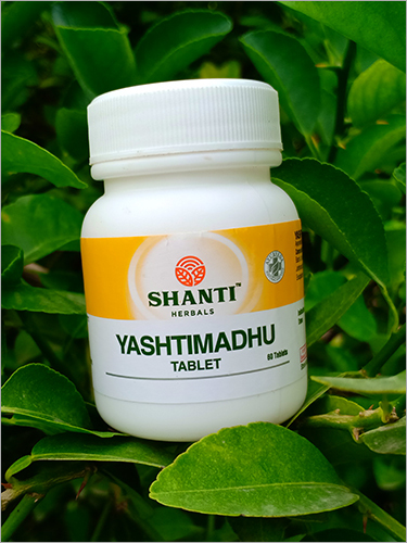 Yashtimadhu Tablet