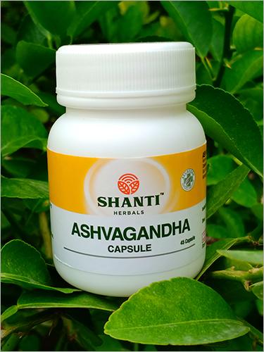 Ashavgandha Capsule