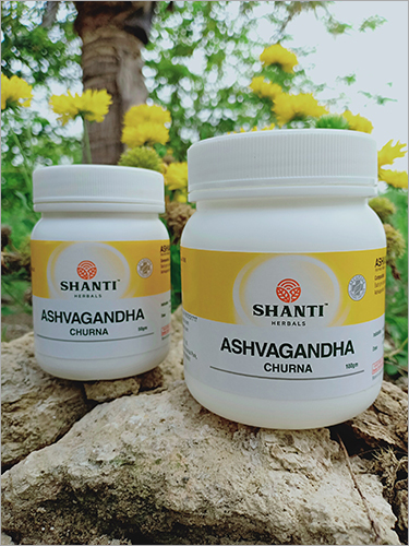 Herbal Ashwagandha Churna