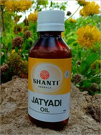 Ayurvedic Herbal Jatyadi Oil