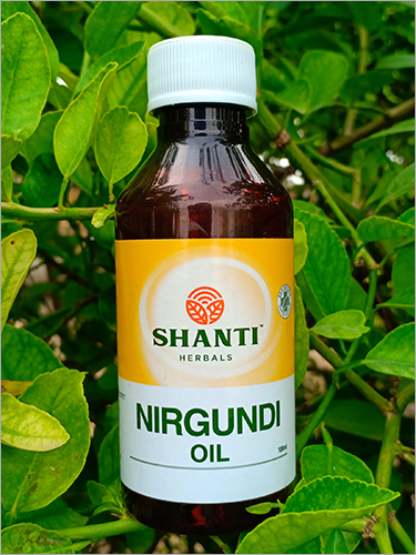 Ayurvedic Herbal Nirgundi Oil