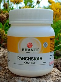 Ayurvedic Herbal Panchskar Churna