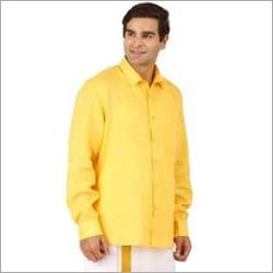 Mens Linen Full Sleeves Shirt