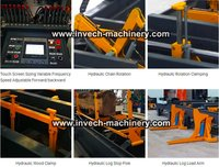 Automatic Horizontal Band Sawmill