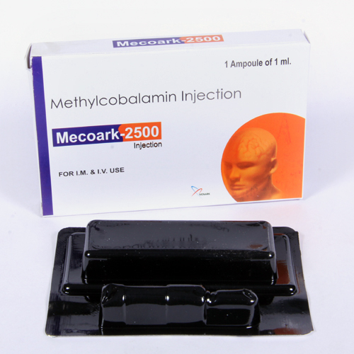 Mecobalamin 2500mcg  Injection