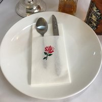 Printed Airlaid Napkins With High Quality