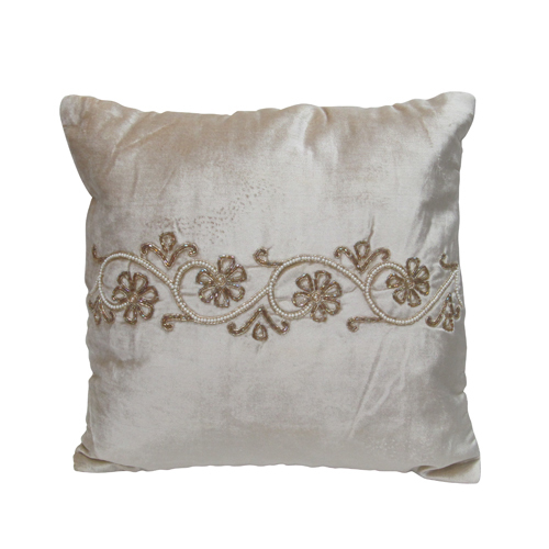 Bale Border Cushion Cover