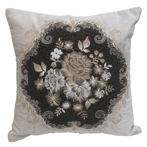 Belgium Designer Cushion Cover