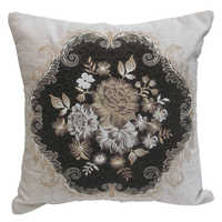 Belgium Designer Cushion Cover