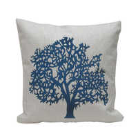 Laser Tree Cushion Cover