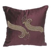 Moonga Moti Cushion Cover