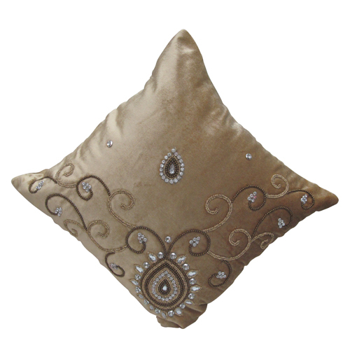 New Antique Corner Cushion Cover