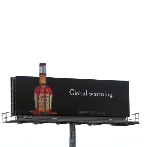 Outdoor Acrylic Glow Sign Board