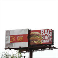 Creative Outdoor Advertisement Services
