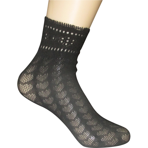 Ladies Net Socks