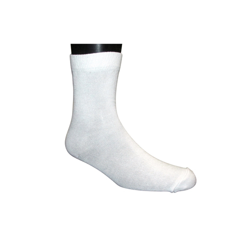 Polly White School Socks