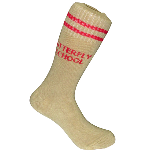 Cotton Sendtask School Socks