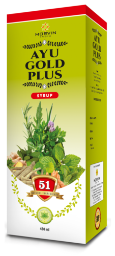 Ayu Gold Plus Syrup