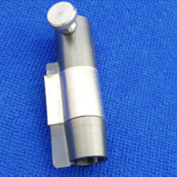 Syringe Shield with lead glass window: 007-913