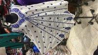 Ladies Cotton Umbrella Dress