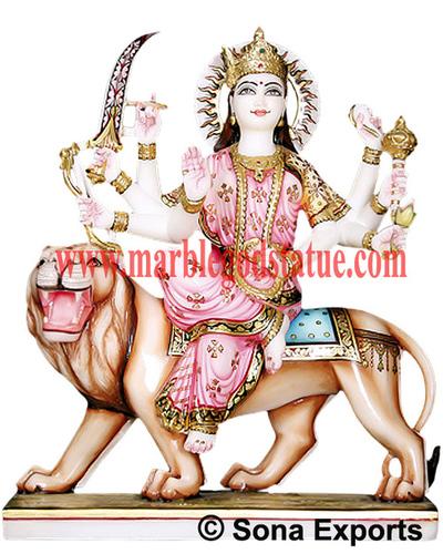 Marble Durga Murti Price