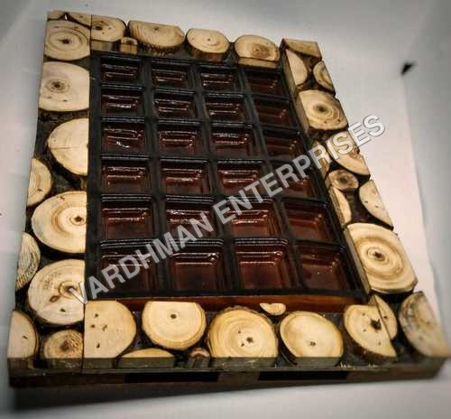 Wooden Cavity Tray