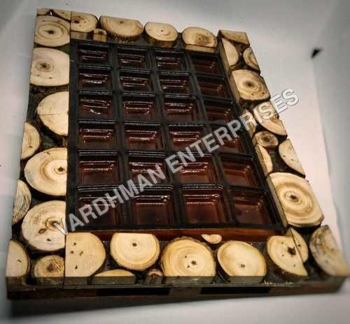 Wooden Cavity Tray