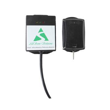 GPS Tracking System with RFID Reader