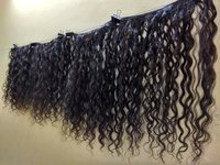Pure Remy Natural Curly Hair Extension