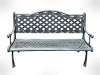 Iron Bench (3 Seaters)