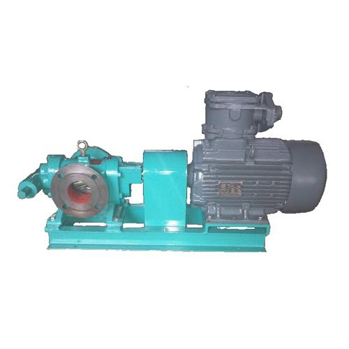 Fsg Hn L S Twin Gear Pumps, Herring Bone