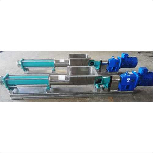 Fsh Series Hygine Sanitary Hopper Pumps