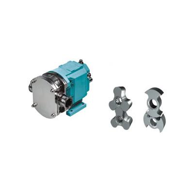 Fsl Twin Tri Lobe Pumps