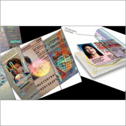 Hologram ID Cards