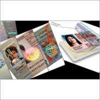 Hologram ID Cards
