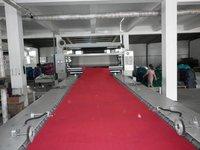 Knitting Fabric Open Width Compactor Machine