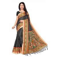 Festive Wear Khadi SIlk Saree