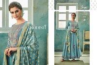 Hand Work Cotton Anarkali Suits