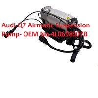 Q7 Car Air Compressor Pump-Audi Q7 Shocker Pump
