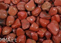 Red Jasper Pebble