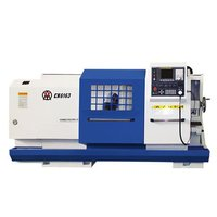 100mm Spindle Bore Cnc Lathe Machine