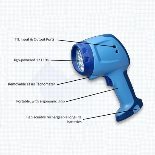 Nova-Pro 500 LED Stroboscopes/Tachometers
