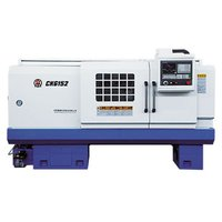 High-torque 2-axis CNC Metal Lathe Machine
