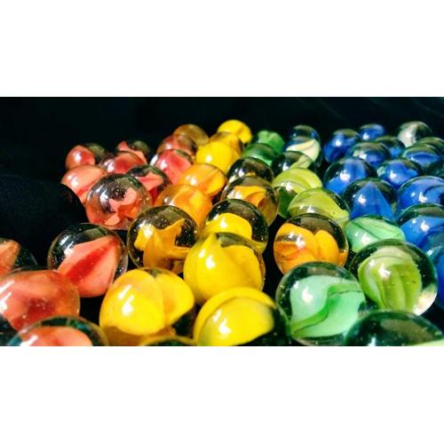 Super Colour Glass Balls