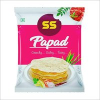Tasty Plain Papad