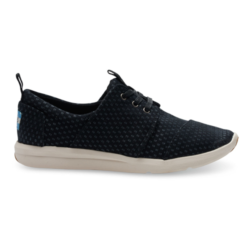 Black Casual Sneaker Shoes