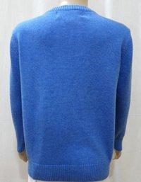 Intarsia Jacquard Boy Kid Sweater