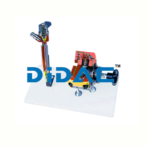 Common Rail Pump With Injector
