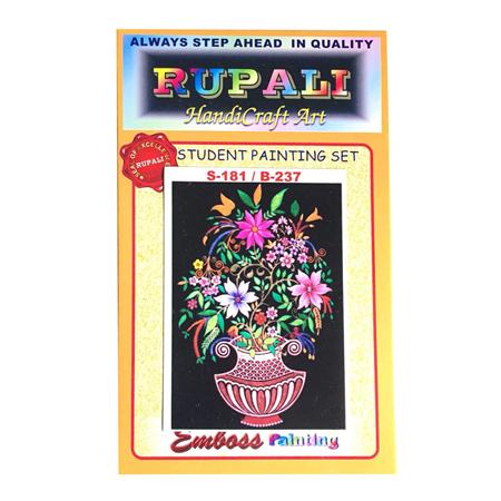 Emboss Painting Kit