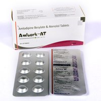 Amlodipine Besylate And Atenolol Tablet